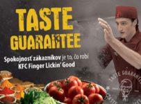 Vyhrajte poukážky do KFC spolu s darčekom