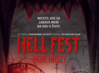 Zasúťažte si s hororom HELL FEST Park hrôzy