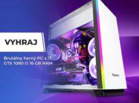 Súťaž o brutálny herný PC v hodnote takmer 1700 €