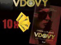 Súťaž o 10 lístkov do kina + 2 knižné trilery Vdovy