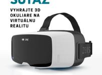 Súťaž o 3D okuliare na virtuálnu realitu