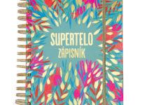 Súťaž o 3x SUPERTELO Zápisník pre superženy