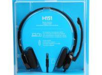 Súťaž o Logitech h151 Stereo Headset