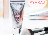 Súťaž o Wunder2 Last & Foundation Makeup