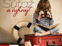 Súťaž o dve detské rozprávkové knihy z vydavateľstva Slovart