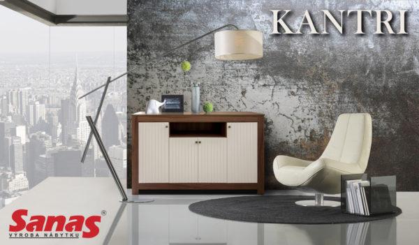 Súťaž o komodu Kantri od spoločnosti Sanas