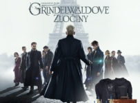 Súťaž o mikinu, kufrík Fantastické zvery Grindelwaldove