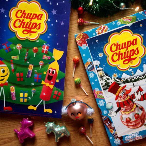 Súťaž o päť Adventných kalendárov Chupa Chups!