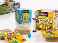 Súťaž o zábavné balíčky hier V kocke