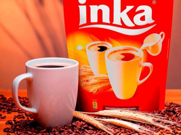 Súťažte o 2x kávovinu INKA s hrnčekom