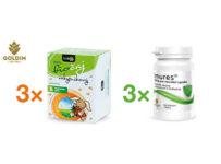 Súťaž o 2 x balíček produktov Goldim