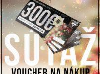 Súťaž o 300 € + 30 € voucher na nákup na twinzz.sk