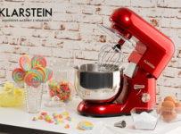 Vianočná súťaž o kuchynský robot Klarstein Bella Rossa