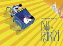 Vyhrať 2 lístky do kina na animovanú rozprávku Dilili v Paríži a balíček cien