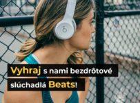 Vyhraj štýlové slúchadlá Beats Solo3