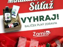 Vyhraj 2 balíčky plné zdravia Zamio
