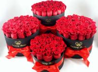 Vyhraj aj ty svoj vysnívaný box živých ruží