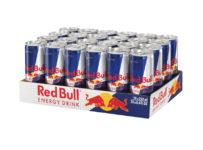 Vyhraj každý deň dva kartóny Red Bullu