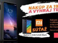 Vyhraj mobilný telefón Xiaomi Redmi 5 (3GB/32GB) Black