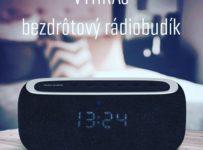 Vyhraj skvelý bezdrôtový rádiobudík od audio.sk