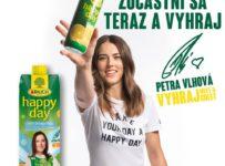 Vyhraj stretnutie s Petrou Vlhovou a skvelé Happy Day balíčky