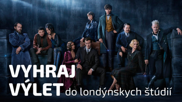 Vyhraj výlet do londýnskych filmových štúdií Harryho Pottera