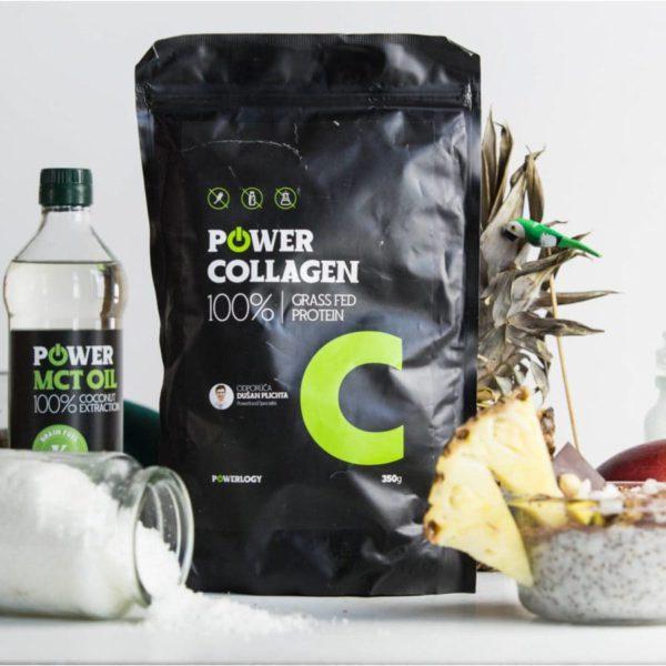 Vyhrajte Power Collagen od Powerlogy
