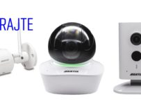 Vyhrajte 3x smart kameru od Antik Telecom