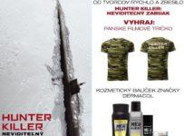 Vyhrajte atraktívne ceny s akčným trilerom Hunter Killer