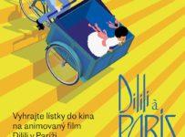 Vyhrajte lístky do kina na animovaný film Dilili v Paríži