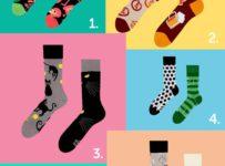 Vyhrajte nové Veselé Good Mood ponožky