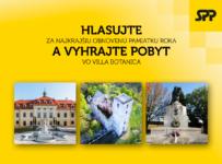 Vyhrajte pobyt vo Villa Botanica v Banskej Štiavnici