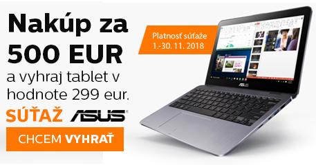 Súťaž o tablet Asus ZenPad 3S v hodnote 299€
