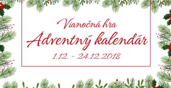 Cewe adventný kalendár 2018