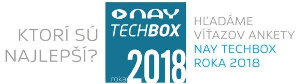 NAY TECHBOX roka 2018