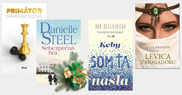 Súťaž o 2 vianočné balíčky s knihami Ikar