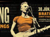 Súťaž o 2 vstupenky na koncert Stinga