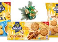 Súťaž o 3 balíčky so sušienkami Opavia Zlaté