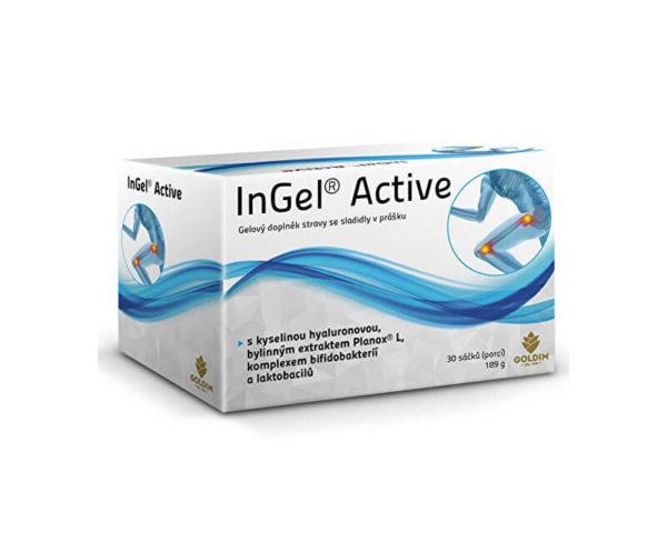 Súťaž o 3 x InGel Active 30 sáčkov v hodnote 85.40 EUR