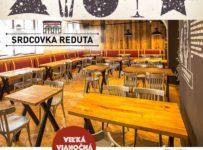 Súťaž o 5 x 20 € vouchery do SRDCOVKY REDUTA