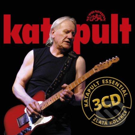 Súťaž o aktuálny album skupiny KATAPULT