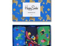 Súťaž o balíček HAPPY SOCKS SWEDISH