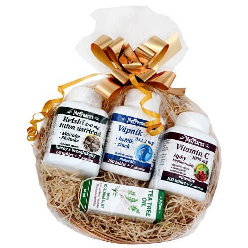 Súťaž o balíček produktov MedPharma v hodnote 13,50 EUR