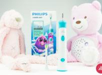Súťaž o detskú zubnú kefku Philips Sonicare for Kids
