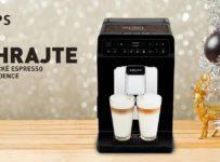 Súťaž o kávovar Krups EA890810 Evidence