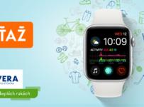 Súťaž o nové Apple Watch Series 4