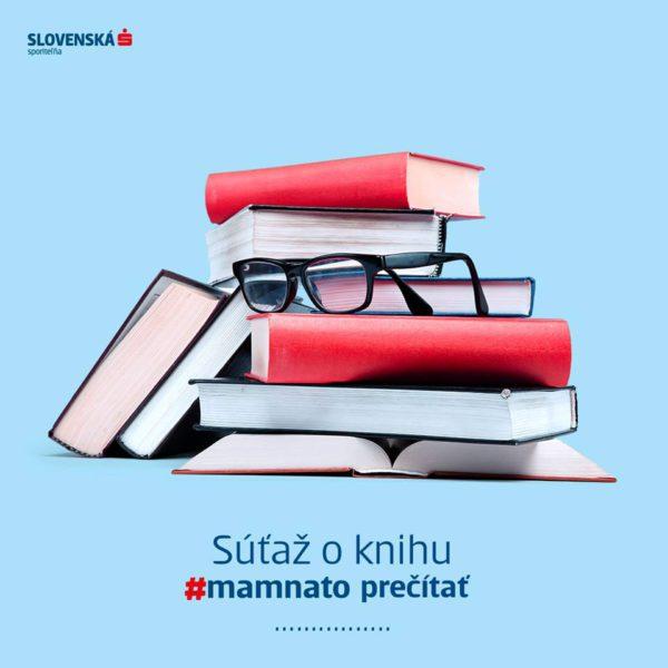Súťaž o päť poukážok do kníhkupectiev Martinus