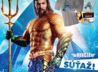Súťaž o tričká s motívom filmu Aquaman