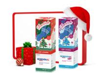 Súťaž o vianočné balenia Mobivenal