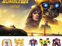 Súťaž s filmom Bumblebee
